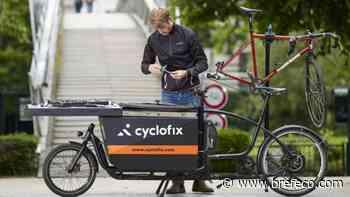 Le service Cyclofix proposé par des magasins Decathlon de Lyon et Bron - Bref Eco