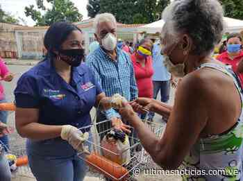Entregaron más de 6.000 combos proteicos en Acarigua-Araure - Últimas Noticias