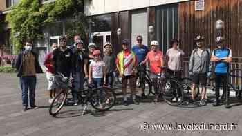 L'équipe Haubourdin à vélo termine treizième du troisième challenge métropolitain «Ensemble en selle!» - La Voix du Nord