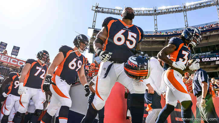 Denver Broncos Announce Limited Seating, Break Down Options For Season Ticket Holders During 2020 Season