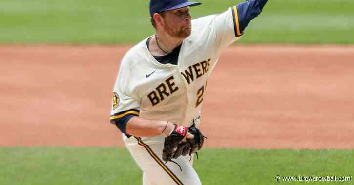 Milwaukee Brewers are making a risky gamble on Brett Anderson