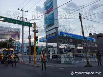Asesinan a conductor que iba a cargar gasolina en Loma Bonita - Zona Franca