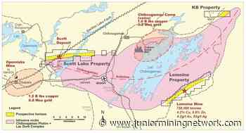 Yorbeau Resources Announces Beginning of Drilling Program at KB Project in Chibougamau Camp, Quebec - Junior Mining Network