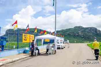 Serra Talhada divulga dados das barreiras sanitárias - G1