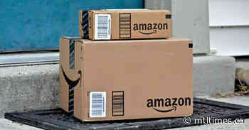 Amazon warehouse in Lachine open for business - mtltimes.ca