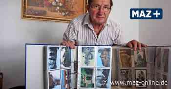 Kleinmachnow auf der Postkarte: Sammler hat mehr als 720 Motive - Märkische Allgemeine Zeitung