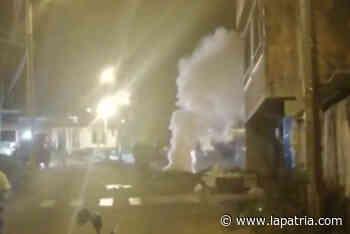 Fuga de gas generó explosión en barrio de Chinchiná - La Patria.com