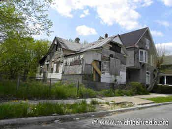 Duggan reveals new $250 million bond plan to rehab, demolish vacant homes - Michigan Radio