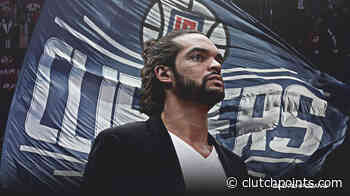 Joakim Noah speaks out on his Achilles rehab, initially missing out on the Clippers - ClutchPoints