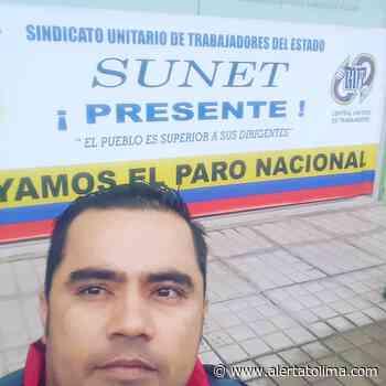 Presidencia de la República solicitó ruta de atención por amenazas a líder sindical de Melgar - Alerta Tolima