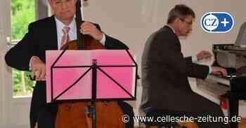 Konzert mit David Gross und Sebastian Maas in Hermannsburg - Cellesche Zeitung