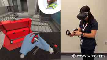 New workforce initiative in Alabama includes Virtual Reality training - WBRC