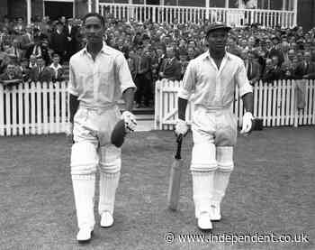 Sir Everton Weekes: Revered West Indian cricketer and last of the illustrious 'Three Ws' - The Independent