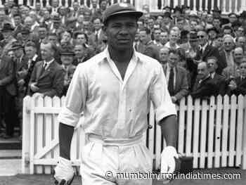 West Indies players to attend Everton Weekes' service in Barbados on July 31 - Mumbai Mirror