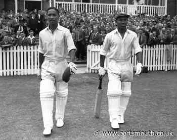It was 70 years ago when West Indies legend Everton Weekes wrote his name into the Hampshire record books ... - Portsmouth News