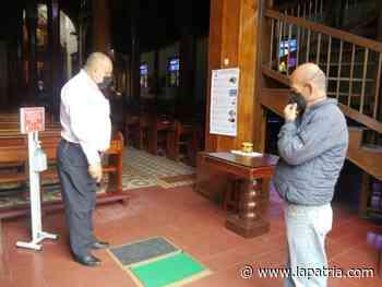 Abrieron templos en Villamaría y Manzanares - La Patria.com