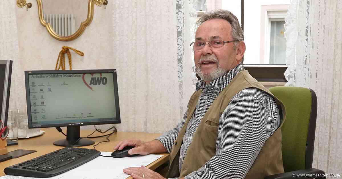 Langjähriger Vorsitzender der AWO Monsheim gestorben - Wormser Zeitung