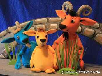 Dormagen - Kindertheater-Spaß mit dem kleinen Ziegenfritz | Rhein-Kreis Nachrichten - Rhein-Kreis Nachrichten - Klartext-NE.de