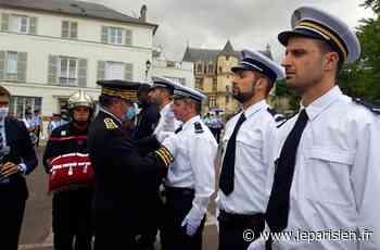 Les policiers d'Ermont distingués pour avoir mis un coup d'arrêt à une série de braquages - Le Parisien