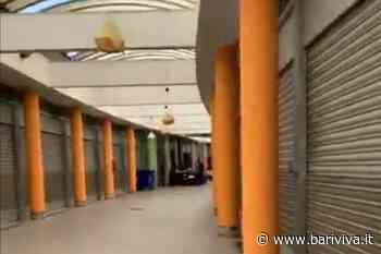 Carbonara, saracinesche abbassate e degrado nel mercato di via Vaccarella - BariViva