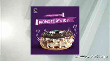Insomnia Cookies unveils new Monster'wich