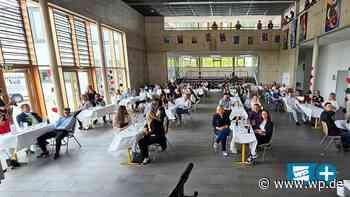 Sekundarschule Olpe-Drolshagen feiert sieben Mal - WP News