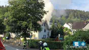 Drolshagen: Brand in Kinderheim ohne Verletzte - WP News