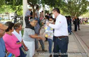 Pandemia no detendrá obras y acciones en Rioverde - Quadratín - Quadratín San Luis