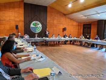 Conseil municipal Salle polyvalente Favols vendredi 10 juillet 2020 - Unidivers