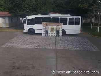 GOLPE EN GUÁRICO / Anuncian decomiso de droga en Guayabal +FOTOS - El Tubazo Digital