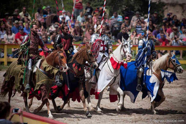Hear Ye, Hear Ye, The Colorado Renaissance Festival Is Canceled