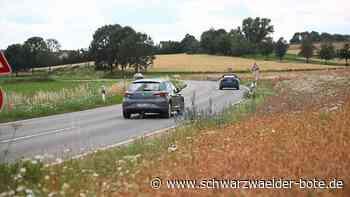 Schwarzwald-Baar-Kreis: 2563 Millionen Euro werden in Straßen investiert - Schwarzwälder Bote