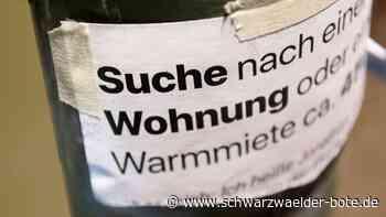 Villingen-Schwenningen: Krise verschärft die Wohnungsnot - Villingen-Schwenningen - Schwarzwälder Bote