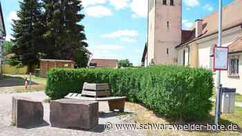 Villingen-Schwenningen: Mitfahrbänkle und Bücherwurm - Villingen-Schwenningen - Schwarzwälder Bote