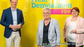 Villingen-Schwenningen: Klinge ist Spitzenkandidat - Villingen-Schwenningen - Schwarzwälder Bote