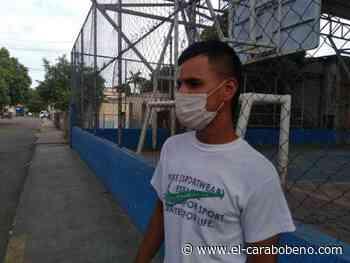 Joven de Maracay en situación crítica por el cierre de la frontera en el Táchira - El Carabobeño