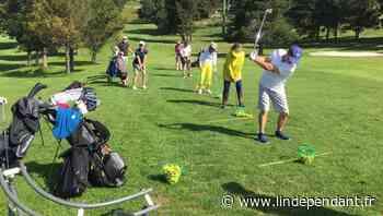 L'AS Golf de Font-Romeu-Odeillo-Via débute ses compétitions estivales - L'Indépendant