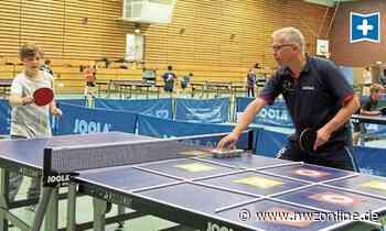Training und Corona: Tischtennis in Jever - Nordwest-Zeitung