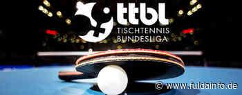 Tischtennis Bundesliga erreicht mit Liebherr TTBL-Finale und Play-offs ein Millionenpublikum - Fuldainfo