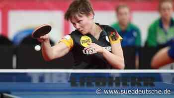 Auf der Suche nach der Form: Tischtennis-Asse vorzeitig raus - Süddeutsche Zeitung