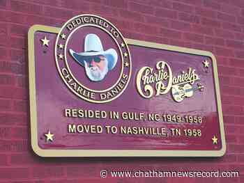 Country music legend had deep Chatham ties - The Chatham News + Record