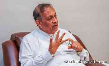 Karu Jayasuriya warns pandemic could become a national catastrophe - Colombo Gazette