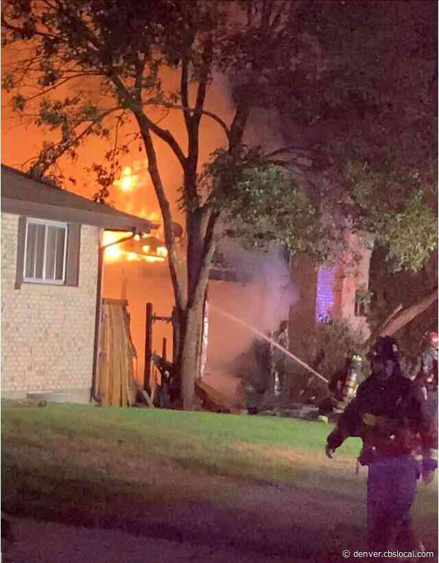 Colorado Heroes Help Save Young Girl From Deadly House Fire