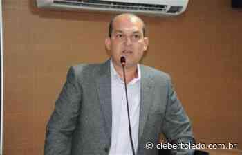 Em Miracema, prefeito Saulo Milhomem já tem quatro partidos em sua base e conversa com outros três - Cleber Toledo