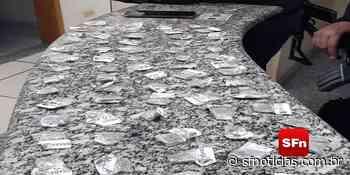 Homem é preso com mais de 70 buchas de maconha em Miracema - SF Notícias