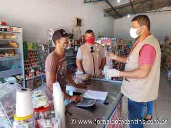 Em 36 operações e fiscalizações, Miracema realiza 15 notificações e multa dois comércios - Jornal do Tocantins