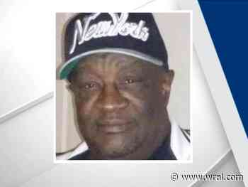 Robeson County Sheriff's Office seeking help finding missing man