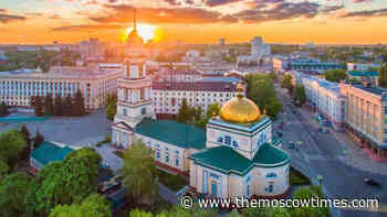 A Long Weekend in Lipetsk - The Moscow Times