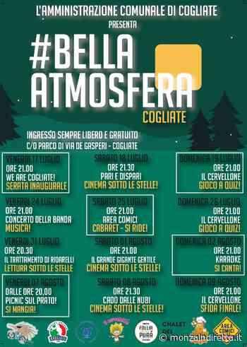 A Cogliate un'estate in Bella Atmosfera - Monza in Diretta - Monza in Diretta