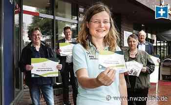 Preise Und Gutscheine: Mit Aufklebern dem Wardenburger Handel helfen - Nordwest-Zeitung